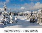 Beautiful Snowy Landscape .fir...