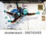 shah alam malaysia   nov 18  ... | Shutterstock . vector #340742435