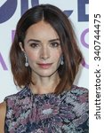 Small photo of LOS ANGELES, CA/USA - NOVEMBER 03 2015: Abigail Spencer attends the People's Choice Awards 2016 nominations press conference at The Paley Center for Media .