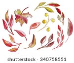illustration of different... | Shutterstock . vector #340758551