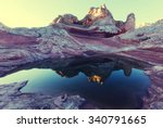 vermilion cliffs national... | Shutterstock . vector #340791665
