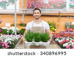 best service for you. pleasant... | Shutterstock . vector #340896995