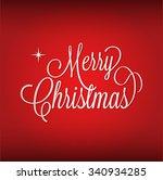 christmas card    Shutterstock .eps vector #340934285