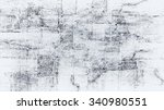 grunge metal background | Shutterstock . vector #340980551