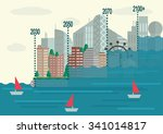 illustration of possible... | Shutterstock .eps vector #341014817