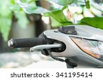 old motorcycle | Shutterstock . vector #341195414