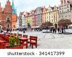 Wroclaw  Poland   October 17 ...