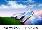 Renewable Energy Concept  ...