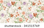 seamless background of... | Shutterstock .eps vector #341515769