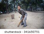 agra  india   january 8  2015 ... | Shutterstock . vector #341650751