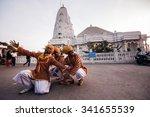 jaipur  india   january 10 ... | Shutterstock . vector #341655539
