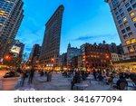 New York   Nov 02  Flatiron...