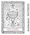 Ace Of Cups. The Minor Arcana...
