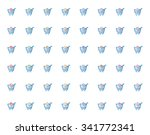 cart icons item | Shutterstock .eps vector #341772341