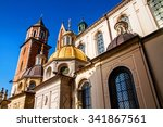 Wawel Hill With Cathedral And...