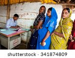 adapur  india nov 8  indian... | Shutterstock . vector #341874809