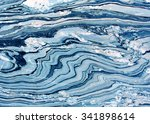 onyx marble  the texture of... | Shutterstock . vector #341898614