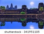 Angkor Wat Temple Complex View...
