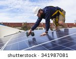 Solar Panel Technician With...