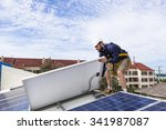 Solar Panel Technician Checkin...