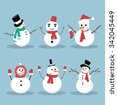 Snowman Collection. Snowman Se...