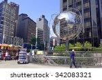 New York  Circa September 2015...