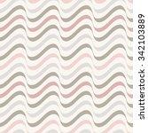 vector seamless pattern in... | Shutterstock .eps vector #342103889