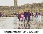 bordeaux  france   15 november  ... | Shutterstock . vector #342129389