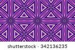 authentic purple glassy... | Shutterstock . vector #342136235