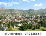 cetinje  montenegro. view to... | Shutterstock . vector #342136664