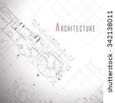 architecture background. | Shutterstock .eps vector #342138011