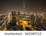 dubai uae   november 10  2015 ... | Shutterstock . vector #342289715