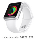 Постер, плакат: Apple Watch Sport 42mm