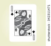 Single Playing Cards Vector ...