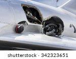 Detail Of Helmet And Headphone...