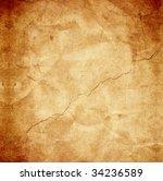 urban vintage grunge textures... | Shutterstock . vector #34236589
