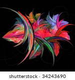 abstract background | Shutterstock . vector #34243690