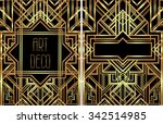 art deco vintage patterns and...