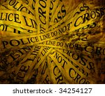 Police Line Do Not Cross  Tape...