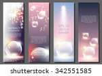 Vertical Abstract Banner...