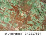 old abstract highly detailed... | Shutterstock . vector #342617594