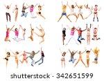 success concept team... | Shutterstock . vector #342651599