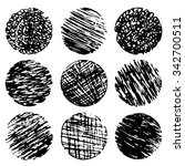 drawing created in ink sketch...   Shutterstock .eps vector #342700511