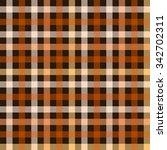 Checkered Tartan Fabric...