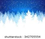 evening winter christmas...