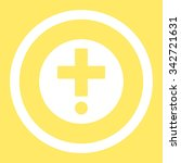 pharmacy vector icon. style is... | Shutterstock .eps vector #342721631
