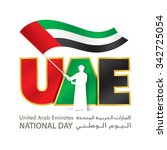 Uae National Day Logo With...