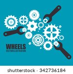 Gears  Cogs Or Wheels Graphic...