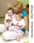 mother's love | Shutterstock . vector #34279318