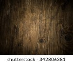 texture of bark old wood use as ... | Shutterstock . vector #342806381